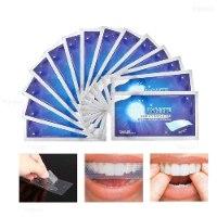 מדבקות תלת מימד להלבנת שיניים