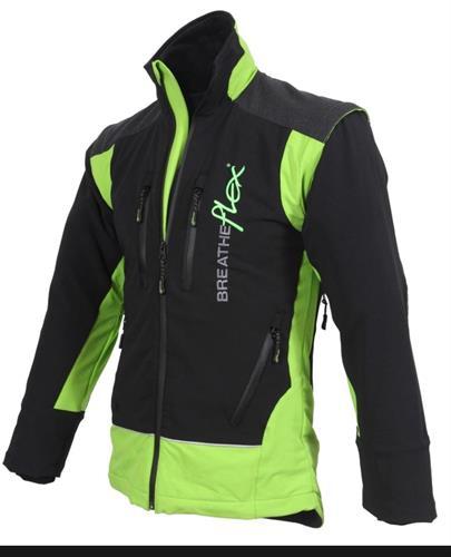מעיל עבודה Arbortec ירוק שחור