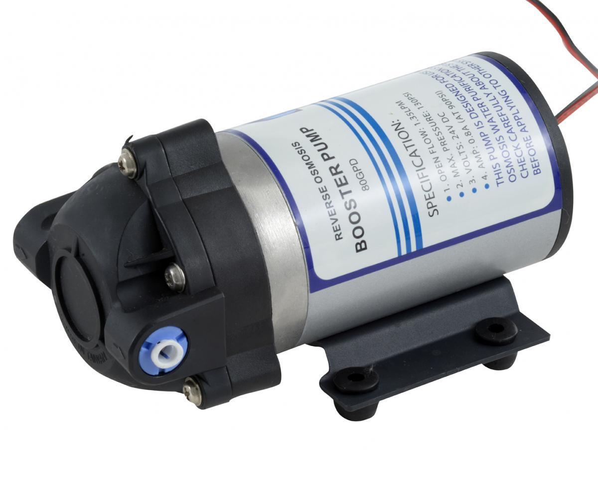 אביזרים - משאבת לחץ ושנאי חשמל
