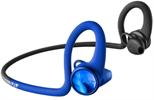 כחול - אוזניות ספורט אלחוטיות Plantronics BackBeat FIT 2100