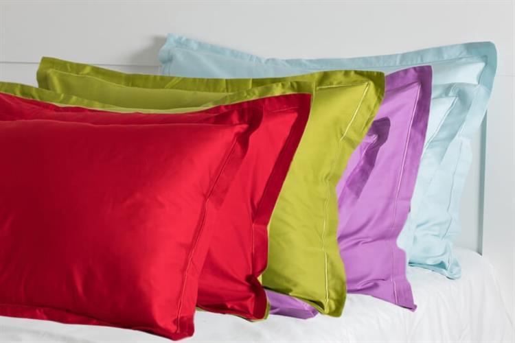 זוג צפיות כותנה מצרית  ב7 צבעים
