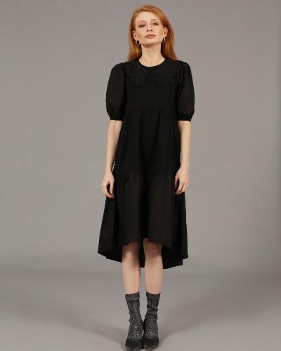 שמלת צווארון