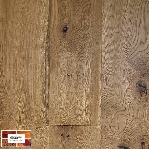 פרקט עץ אלון תלת שכבתי מדהים בגמר לכה מט תוצרת גרמניה