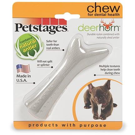 Deerhorn  כלב Chew צעצוע