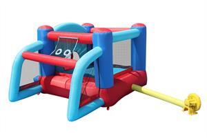 מתקן קפיצה כדורגל הפי הופ - 9187 - Football Bouncer  Happy Hop