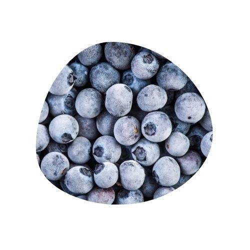 אוכמניות כחולות קפואות 1 קילו