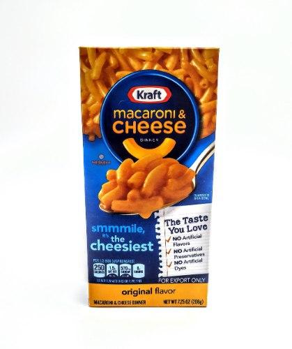 Kraft מק & צ'יז