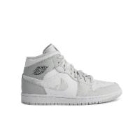 Nike Air Jordan 1 Mid Grey Camo