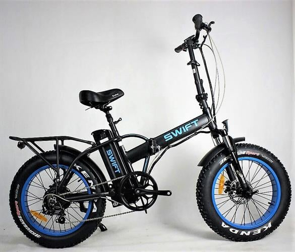 אופניים חשמליים FATTY ETRACK 48V
