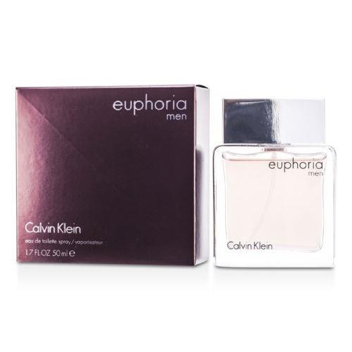 Calvin Klein Euphoria Men EDT Spray 50ml Men's Perfume