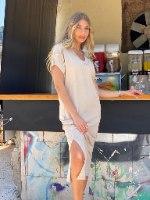 שמלת לירון בז' THOMAS