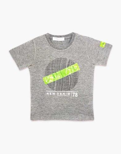 חולצת טריקו בנים מעוצבת