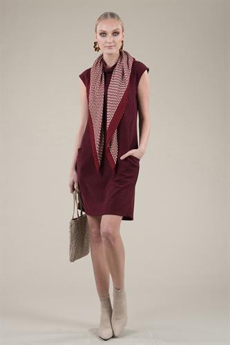 שמלה טרפז