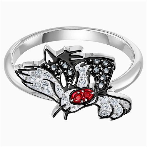 טבעת SWAROVSKI קולקציית LOONEY TUNES במידה 55