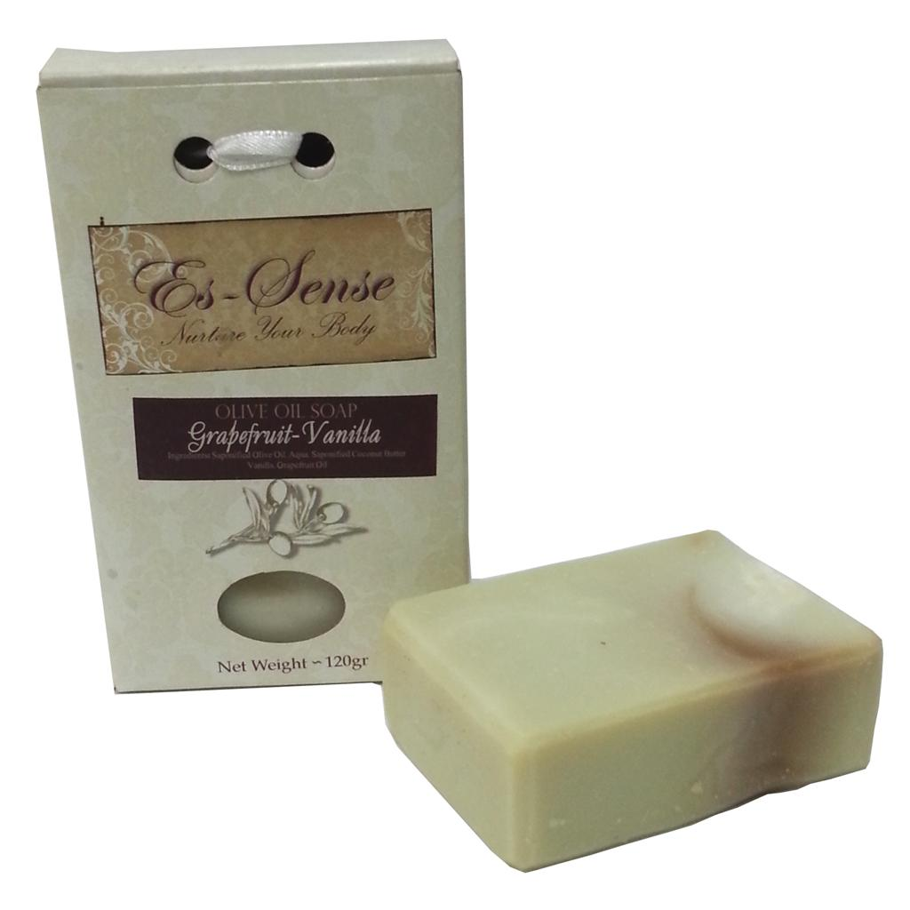 סבון שמן זית וניל אשכוליות
