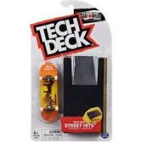 סקייטבורד אצבעות + רמפה TECH DECK