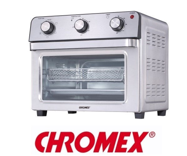 CHROMEX טוסטר אובן גדול במיוחד נירוסטה דגם TF2529