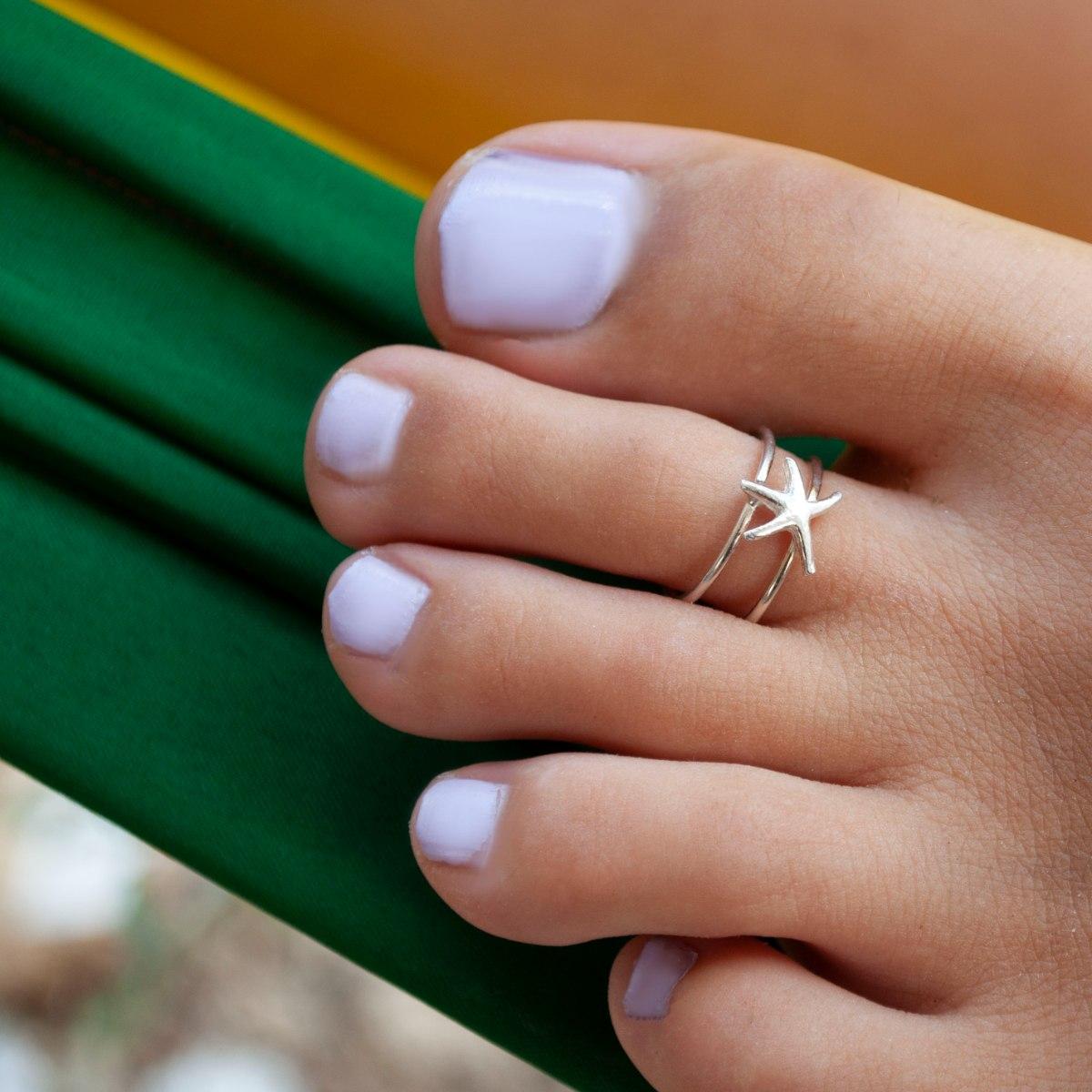 טבעת רגל כוכב