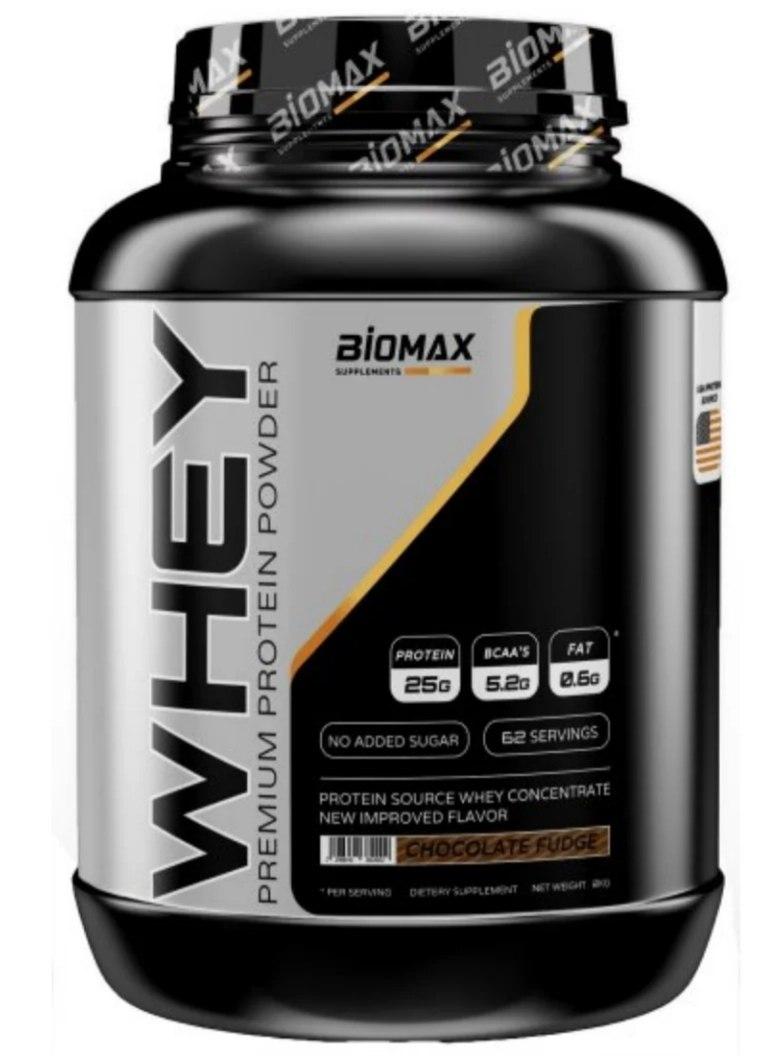 חלבון פרימיום BIOMAX
