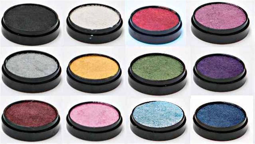 צבעי גוף מטאלים חברת קמיליון 10gr  Cameleonpaint