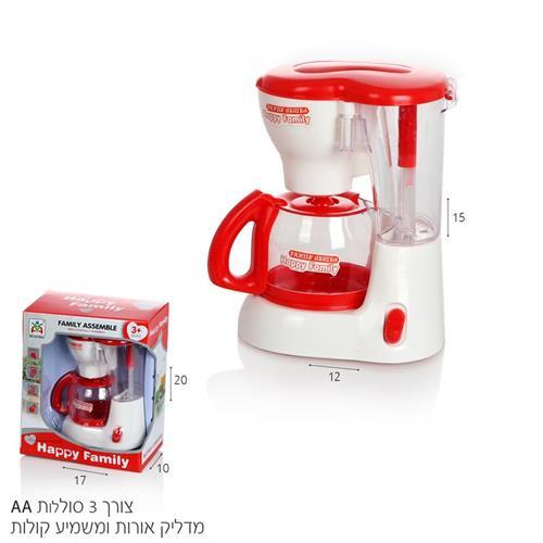 מכונת קפה חשמלית