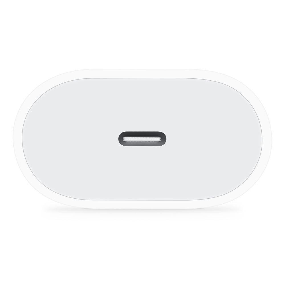 מטען מקורי Apple 18W USB‑C Power Adapter ל iPhone / iPad