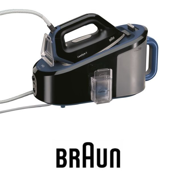 BRAUN מגהץ קיטור דגם IS5145BK