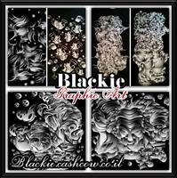 מאפרה דקורטיבית אישית צבע שחור שם היצירה מגמון
