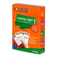 משחק רביעיות באנגלית gamelish | קוראים נכון reading right 1