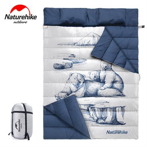 שק שינה זוגי NATUREHIKE