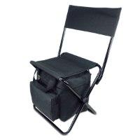 צידנית כסא עם משענת גב