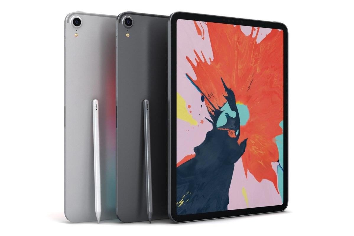 Apple iPad Pro 11 (2018) 64GB Wi-Fi