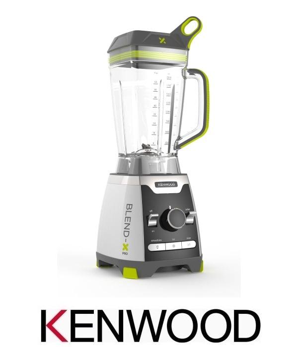 KENWOOD בלנדר מקצועי - לאורח חיים בריא דגם: BLP-900BK