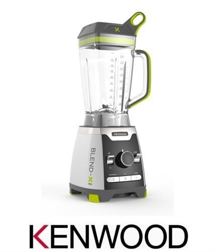 KENWOOD בלנדר מקצועי - לאורח חיים בריא דגם: BLP900BK