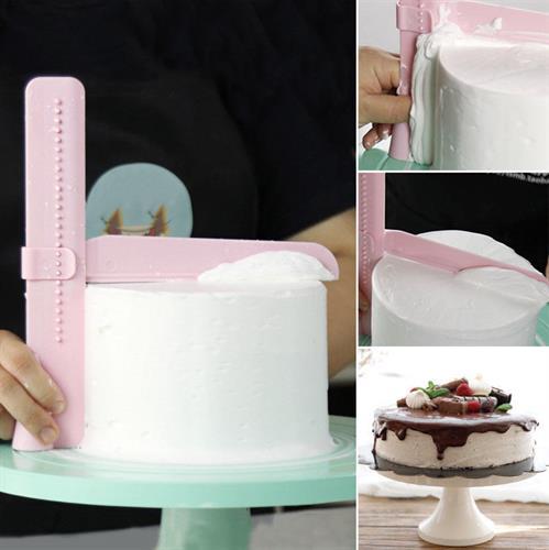 מפלס לעוגה - להכנת עוגות מושלמות