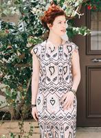 שמלה מידי טוליפ