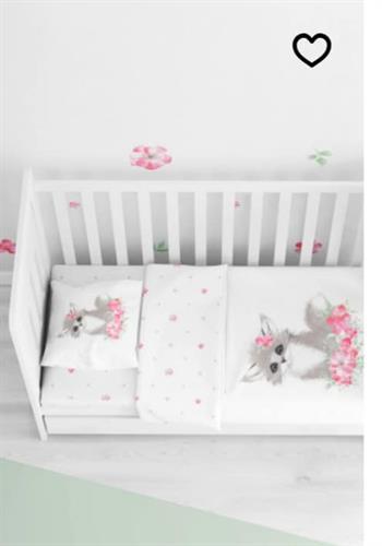 סט מלא מיטת תינוק דגם ליטל וואן