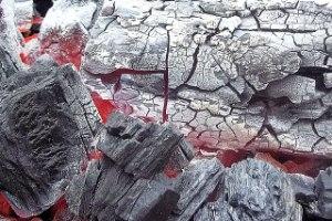 """פחם למעשנה / מנגל / גריל פאלו סנטו פחמים GRILL - שק של 15 ק""""ג"""