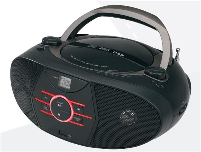 מערכת שמע ניידת Normande RCD102MNX