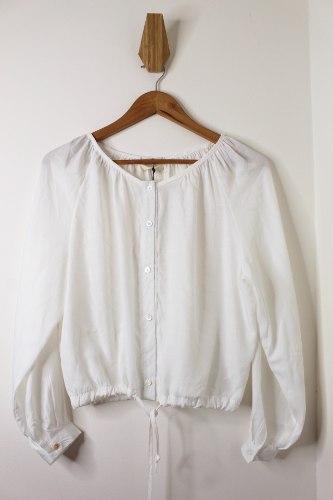 חולצת יעל לבנה