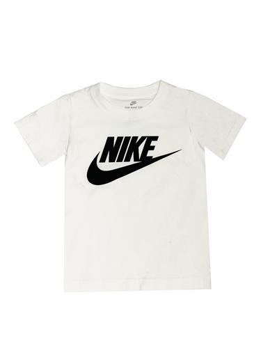 טישירט לבנה NIKE לוגו שחור