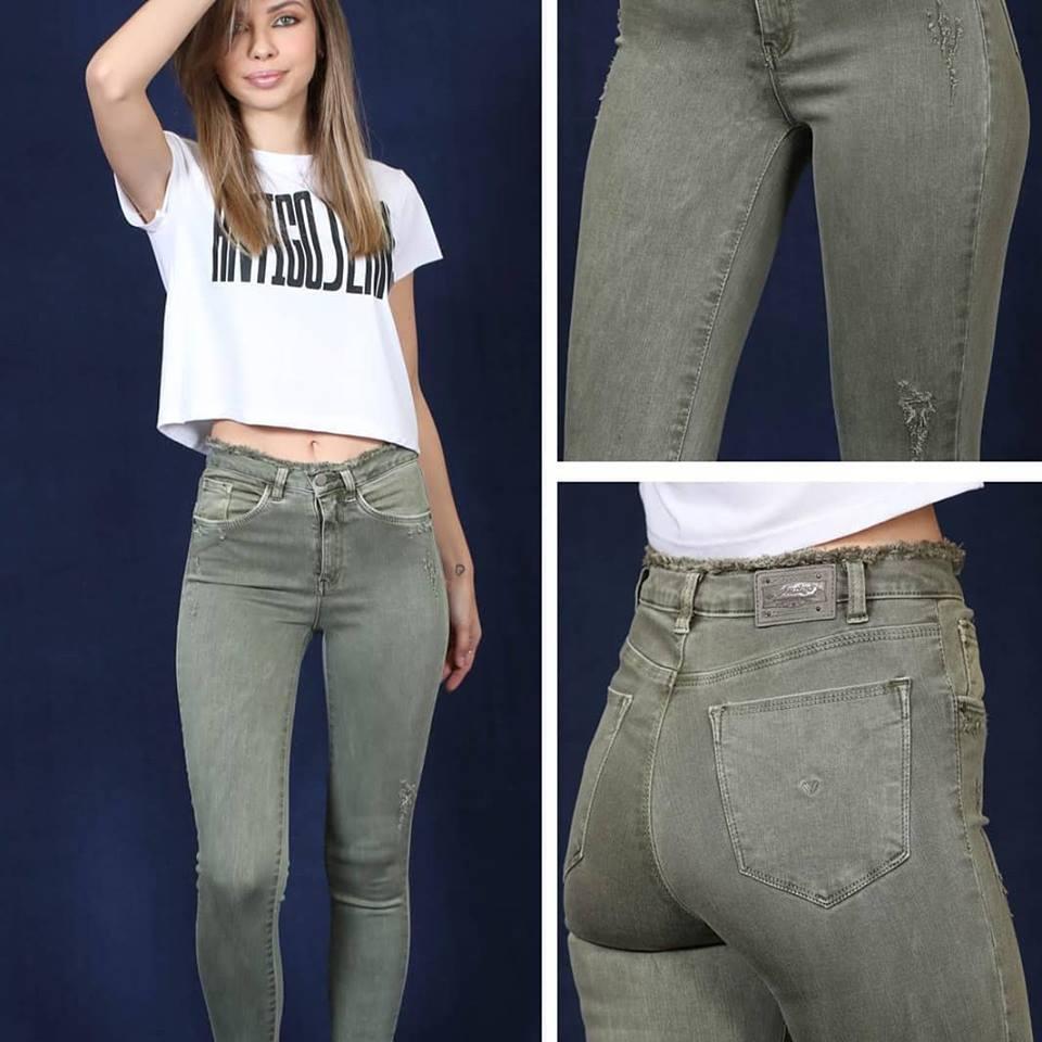 ג'ינס Z-7031 ANTIGO