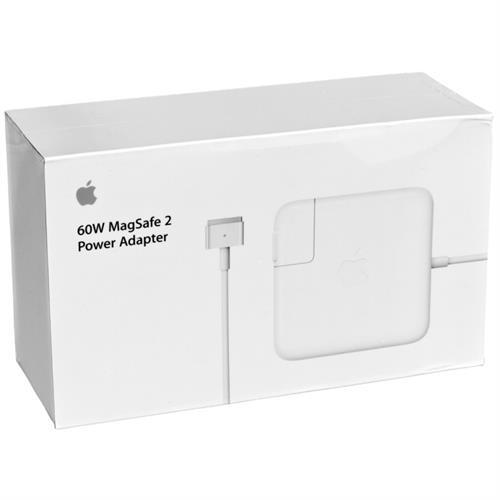 מטען מקורי למקבוק רטינה Apple MacBook Retina Magsafe 2 Charger 60W