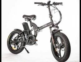 אופניים חשמליים ביג בוי 2020/BIG BOY