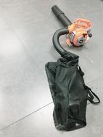 מפוח יד מנוע בנזין 2 פעימות כולל שק שואב וגורס עלים  מבית MOLLER GERMANY
