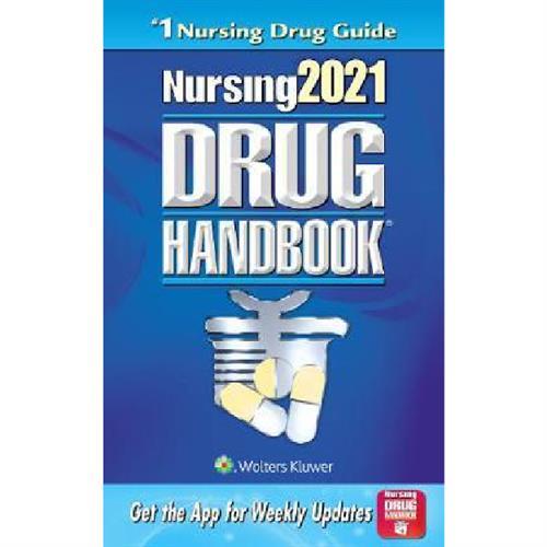 Nursing 2021 Drug Handbook