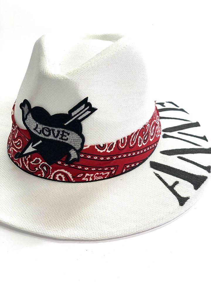 כובע red bandana