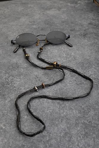 שרשרת למשקפיים לגבר
