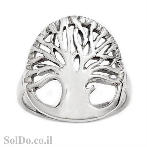 טבעת מכסף  עץ החיים RG6013 | תכשיטי כסף 925 | טבעות כסף