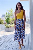 חצאית מעטפת עלים אמזונס